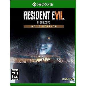 Resident Evil Biohazard Semi Novo - X Box