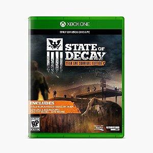 State Of Decay Semi Novo - Xbox