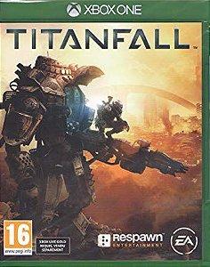 Titanfall Semi Novo - X Box