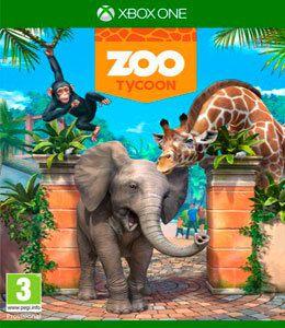Zoo Tycoon Semi Novo  - X Box