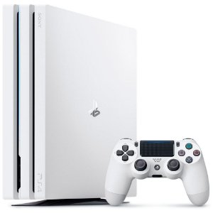 Playstation 4 Pro Branco - 1Tb - Semi Novo