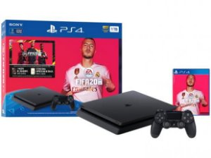 Playstation 4 Slim - 1Tb + Fifa 20