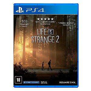 Life Is Strange 2 - Ps4