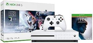 Xbox One S 1tb c/ Jogo Jedi Star Wars