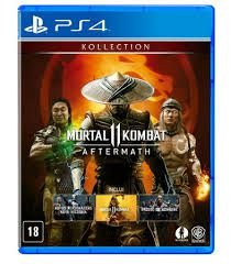Mortal Kombat Aftermath - Ps4