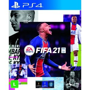 Fifa 2021 - Ps4