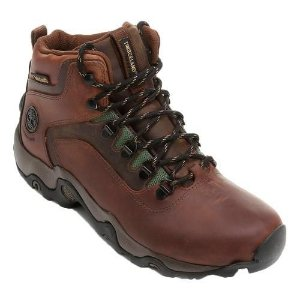 Bota Black Forest WP Dark Brown