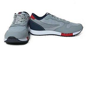 Tênis Fila Euro Jogger Sport 11u335x CINZA/MAR