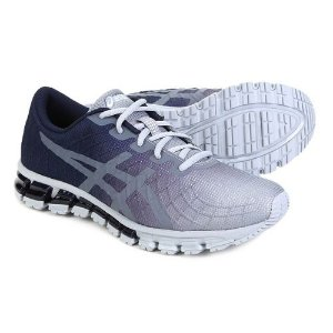 Tênis Asics Gel-Quantum 180 4 - Men Sheet Rock/Piedmont Grey-1021A024