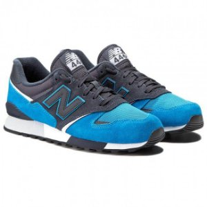 Tênis New Balance U446LBW 446 Blue Navy