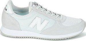 Tênis Lady's New Balance WL220W- WHITE-Feminino