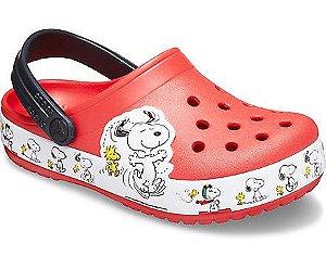 Crocs FL Snoopy Woodstock CG - Vermelho -2061768C