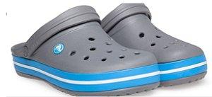 Crocs Crocband Charcoal/ocean-Adulto -1101607W