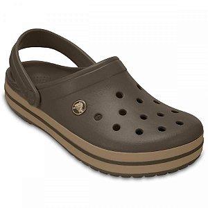 Crocs Crocband 11016-22Y -Adulto Café