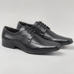 Sapato Democrata Metropolitan Prime Preto 244101-001