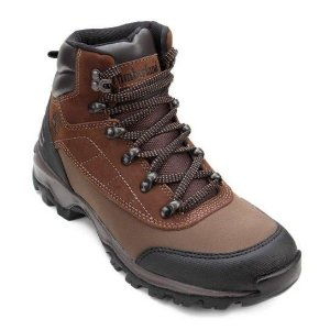 Bota Tiberland Moto Trail Brown