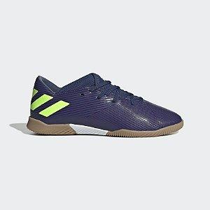 EF1815-Chuteira MNZ Messi 19.3 Futsal Adidas.