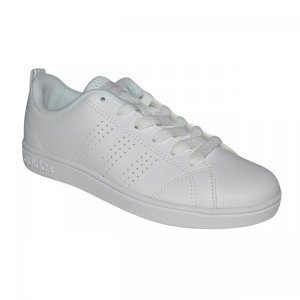 BB9975-Tênis VS Advantage Clean K Adidas - Branco