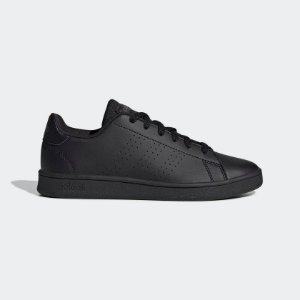 Tênis VS Advantage Clean K Adidas - Preto