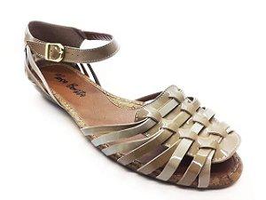 f90697746 Sandália Miucha Feminina - Preta - Total Calçados - Calçados para o ...