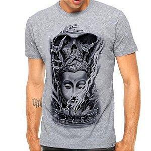 Camiseta Manga Curta Hindu