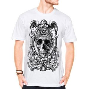 Camiseta Manga Curta Romana