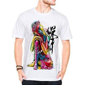 Camiseta Manga Curta Oum