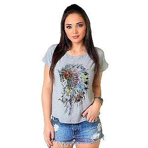 Camiseta T-shirt  Manga Curta Apache
