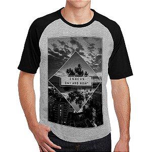 Camiseta Raglan Nigth