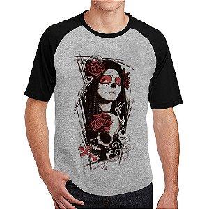 Camiseta Raglan Catrina
