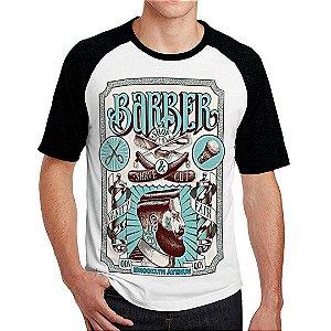 Camiseta Raglan Shop Brokkyn