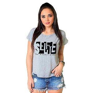 Camiseta T-shirt  Manga Curta Selfie