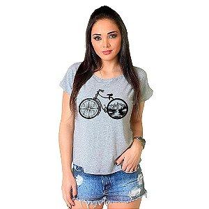 Camiseta T-shirt  Bike and Mountain