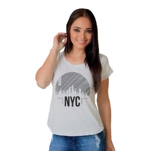Camiseta T-shirt  Manga NYC