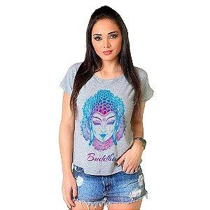 Camiseta T-shirt  Manga Curta Buddha