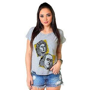 Camiseta T-shirt  Manga Curta Smart