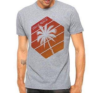 Camiseta Manga Curta Venice Beach