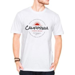 Camiseta Manga Curta California