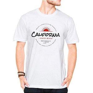 Camiseta Manga Curta California