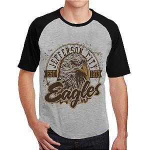 Camiseta Raglan eagles