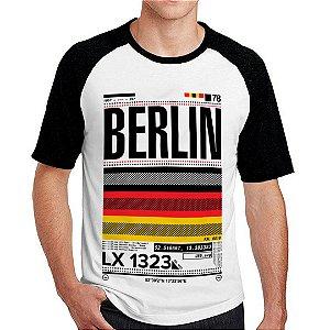 Camiseta Raglan BERLIN