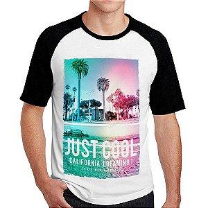 Camiseta Raglan just cool