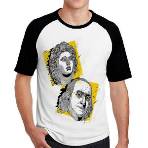 Camiseta Raglan Smart