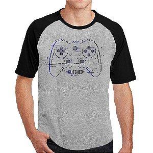 Camiseta Raglan Game Glitch