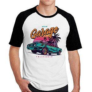 Camiseta Raglan Garage
