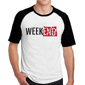 Camiseta Raglan Weekend