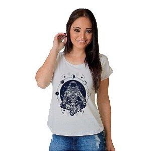 Camiseta T-shirt Manga Curta Space