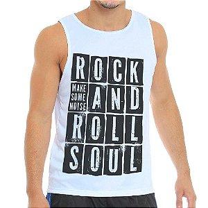 Regata Masculina Rock and Roll