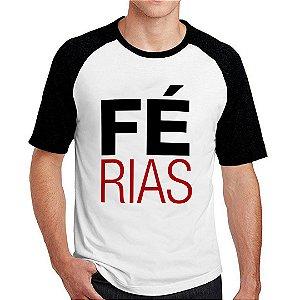 Camiseta Raglan Férias