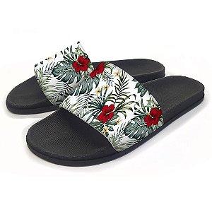 Chinelo Slide Tropical